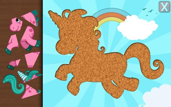 Fairytale Puzzles for Toddlers screenshot 14