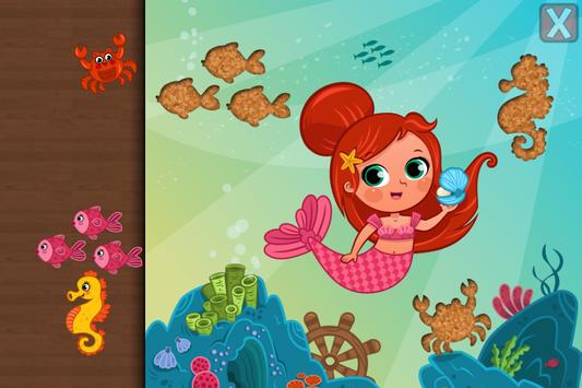 Fairytale Puzzles for Toddlers screenshot 2