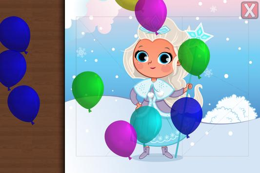 Fairytale Puzzles for Toddlers screenshot 3