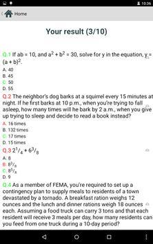 ASVAB Test Practice screenshot 13