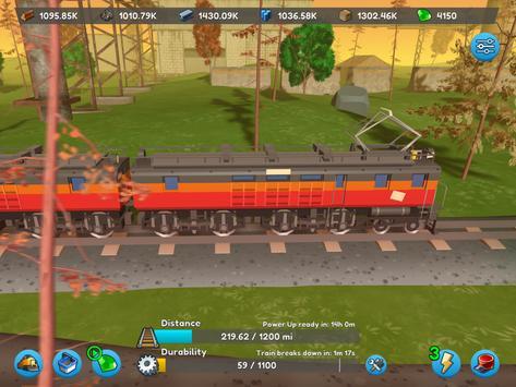 AFK Train syot layar 10