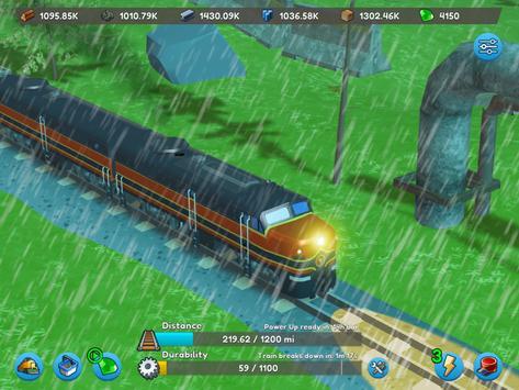AFK Train syot layar 15