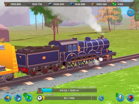 AFK Train syot layar 8