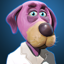 Prof. Woof - cute idle game with dogs and rockets APK