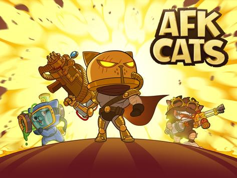 AFK Cats poster