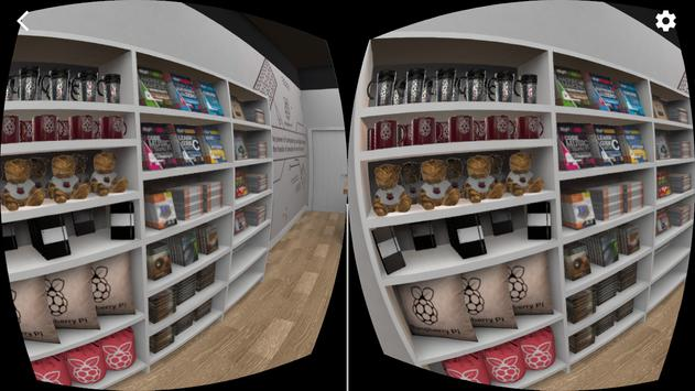 Raspberry Pi Store VR screenshot 3