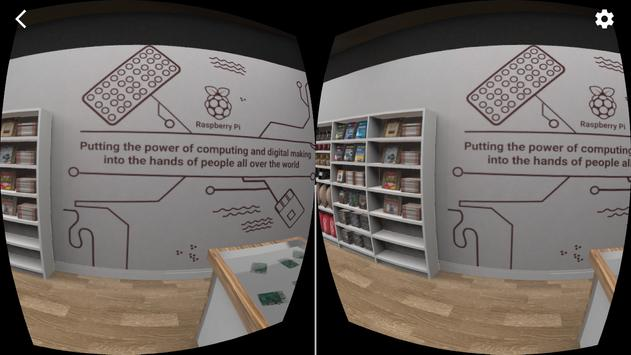 Raspberry Pi Store VR screenshot 2