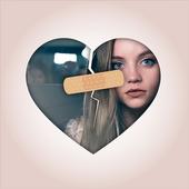 Breakup Photo Frames Editor icon