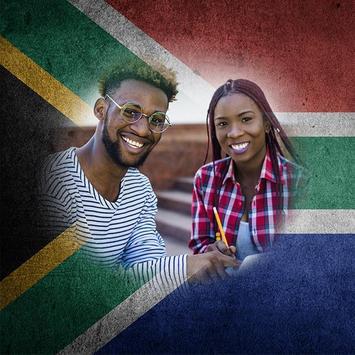 South African Flag Photo Frames Editor screenshot 3