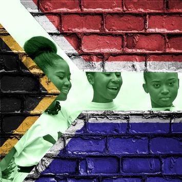 South African Flag Photo Frames Editor screenshot 1
