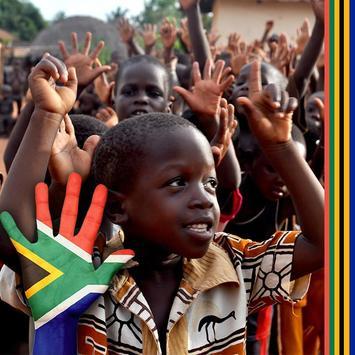 South African Flag Photo Frames Editor screenshot 4