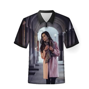 T Shirt Photo Frames Editor poster