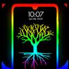 Edge Lighting - Borderlight Live Wallpaper-icoon