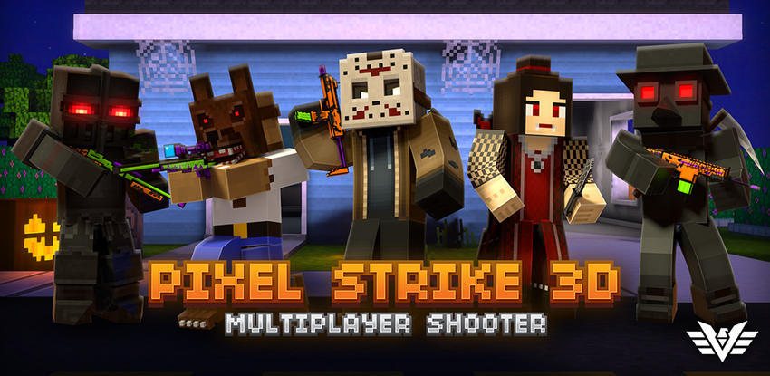 Pixel Strike 3D - FPS Battle Royale APK