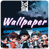 TinyTan BTS Wallpaper Free simgesi