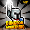 Dungeon & Pixel Hero VIP ikona