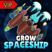 Icona Grow Spaceship VIP - Galaxy Battle