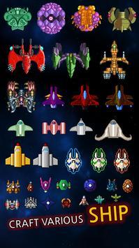 7 Schermata Grow Spaceship VIP - Galaxy Battle