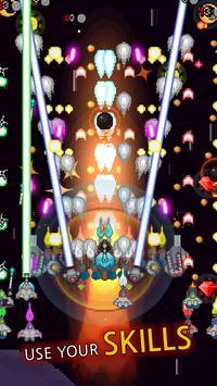 15 Schermata Grow Spaceship VIP - Galaxy Battle