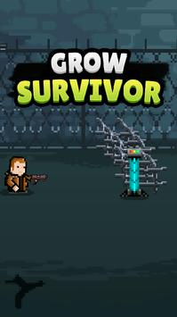 Poster Grow Survivor - Dead Survival
