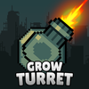Grow Turret - Idle Clicker Defense icono