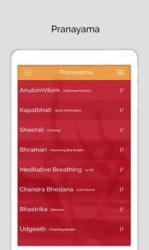 7pranayama  йога дыхание Relax скриншот 18
