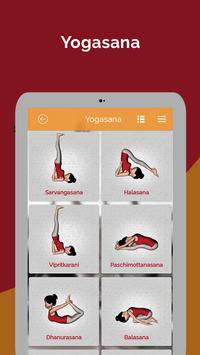 7pranayama yoga nefes Relax Ekran Görüntüsü 19