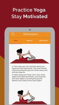 7pranayama yoga nefes Relax Ekran Görüntüsü 20