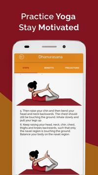 7pranayama yoga nefes Relax Ekran Görüntüsü 4