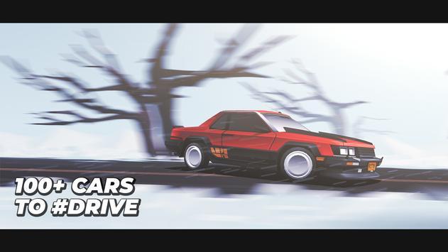 #DRIVE syot layar 17