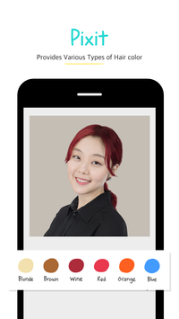 Pixit - Hair Dyeing : Beauty,Camera,Filter poster