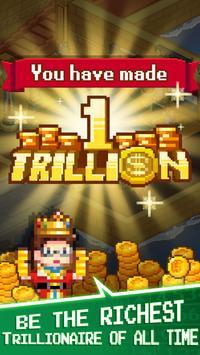 Tap Tap Trillionaire - Cash Clicker Adventure screenshot 5