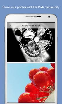 Pixlr スクリーンショット 4
