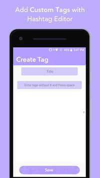Hashtags - for likes for Instagram screenshot 3