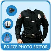 Police Photo Editor icon
