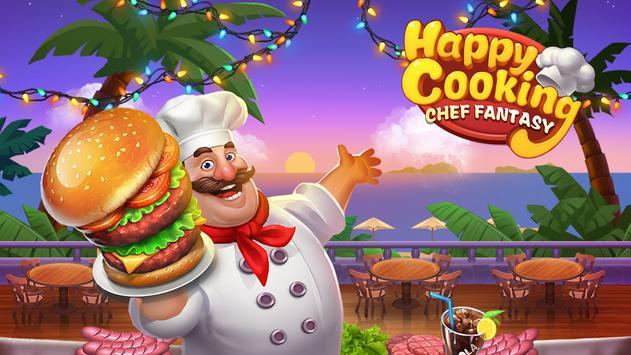夢幻餐廳:全新美食烹飪遊戲(Happy Cooking) 截圖 17