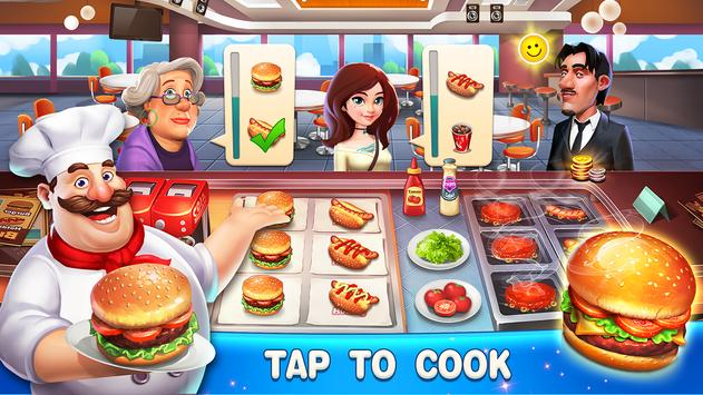 Happy Cooking: Chef Fever screenshot 1
