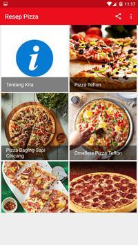 Resep Pizza screenshot 1