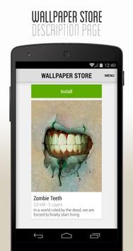 3D Parallax Wallpaper captura de pantalla 2