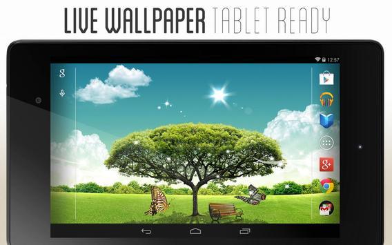 3D Parallax Wallpaper captura de pantalla 6