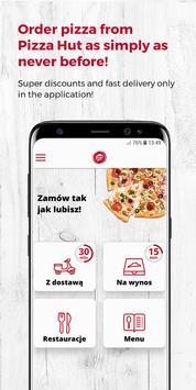 Pizza Hut पोस्टर