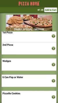 Pizza Nova screenshot 2