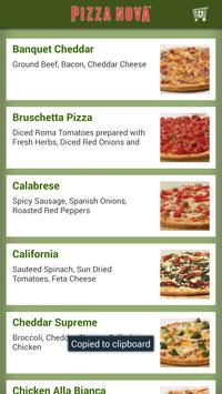 Pizza Nova screenshot 5