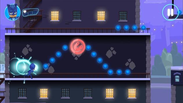 PJ Masks: Moonlight Heroes screenshot 1