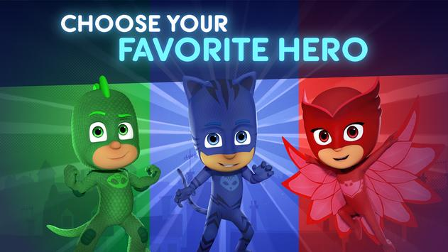 PJ Masks™: Moonlight Heroes screenshot 1