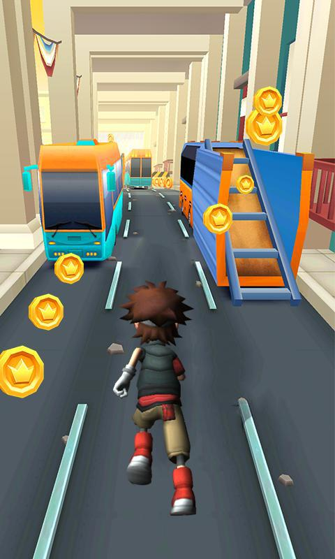 Subway Zak Storm Runner Pirate Dash For Android Apk Download