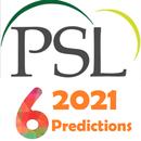 PSL 2021 Predictions : Live Score , Schedule APK