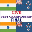 Test Cricket Championship Final Live : Teams Squad APK