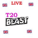 T20 Blast Live : Schedule : Teams : News APK