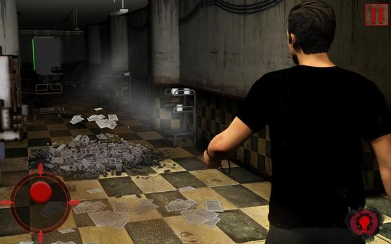 Evil Nurse Scary Stories Horror Dark Hospital Game screenshot 11